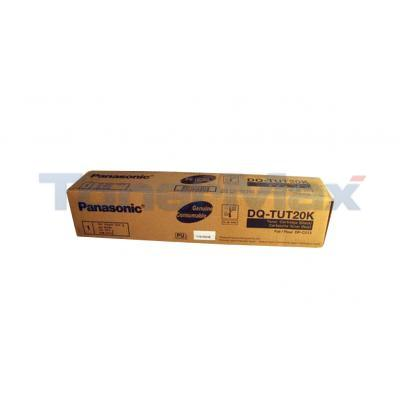 PANASONIC DPC213 TONER BLACK
